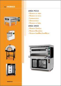 Hornos de pizza y hornos Unox