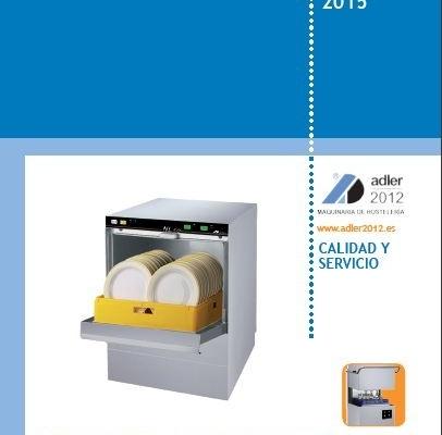 Catalogo 2015 – Adler2012