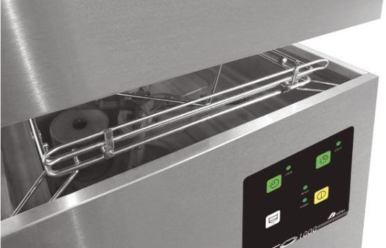 Facilidad de lavado – Lavavajillas Cúpula