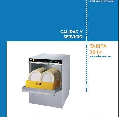 Catalogo Adler 2012 actualizado
